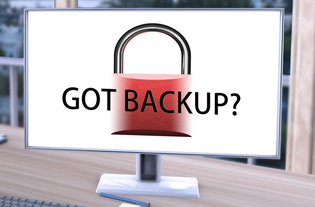 Backups are Good – But…